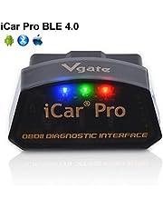 Vgate iCar Pro Bluetooth 4.0 (BLE) OBD2 OBDII foutcodelezer Auto Check Engine Light met ELM327 adapter