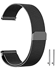 Huawei Watch GT 2 46mm Strap Stainless Steel color black