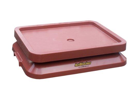 Antblocker Pet Food Tray, Terracotta, My Pet Supplies