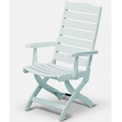 Kettler Caribic High-Back Chair