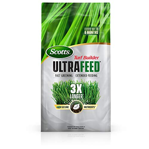 Scotts 27005-1 Turf Builder UltraFeed, 4M ()