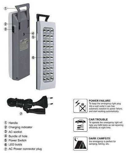 dp-brand-automatic-30-led-rechargeable-emergency-light-dp-716