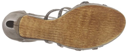 28373 taupe Comb Marco Woman Tozzi Brown Spartans fAWxSH5Uq
