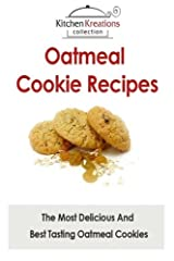 Oatmeal Cookies Recipes Paperback