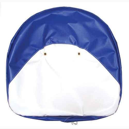 Pan Seat Cushion - 19'' Economy Blue & White Ford 5000 335 7000 2N 2120 2110 6700 700 4140 4000 5100 8N 4600 2600 900 4100 9N 3000 2610 6600 4110 7700 NAA 2310 801 800 4130 7600 5600 600 2000 3600 by All States Ag Parts