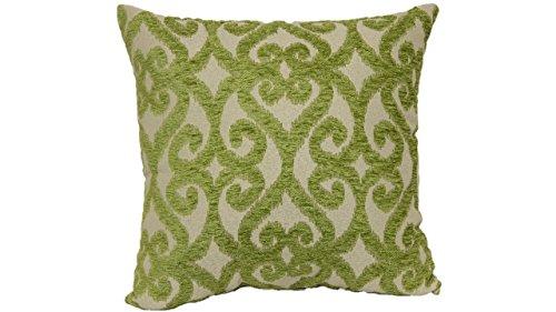 - Brentwood Originals 7661 Bioko Toss Pillow, 18-Inch, Lime