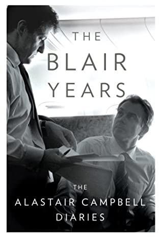 book cover of The Blair Years