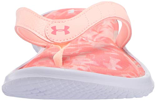 Under Armour Women's Marbella VII Azalea Flip-Flop