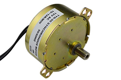 12v 10 rpm motor - 5
