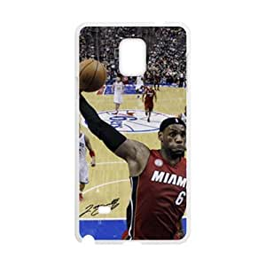 Basketball player Cell Phone Case for Samsung Galaxy Note4 by Maris's Diary