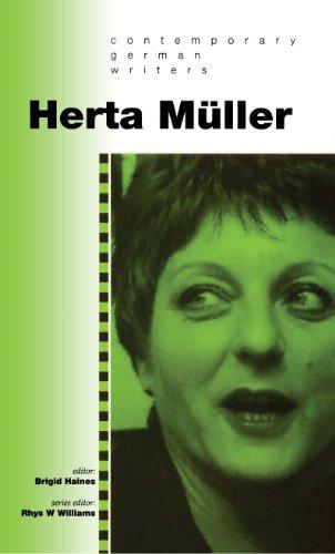 Herta Müller (University of Wales Press - Contemporary German Writers)
