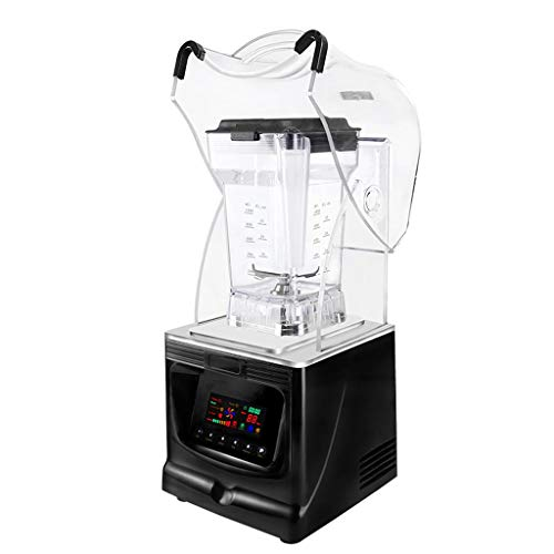 Multifunctional Silent Ice Crusher, Automatic Juicer, Coffee Machine, Meat Grinder, Grinder, 1800w High Power Sand Ice Machine