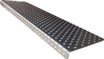 Amazon com: Handi-Ramp Portable Aluminum Threshold Ramp w/Raised