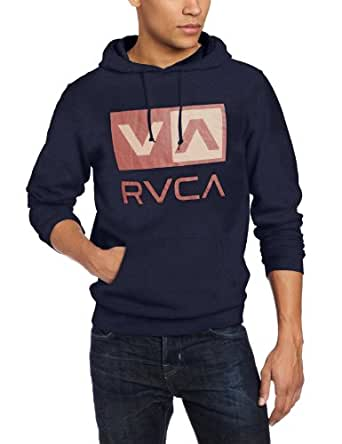 RVCA Men's Balance Box, Navy, Large