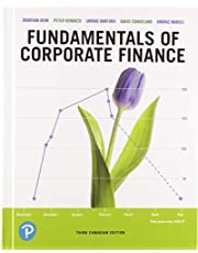 Fundamentals of Corporate Finance, Third Canadian Edition Plus MyLab Finance -- Access Card Package