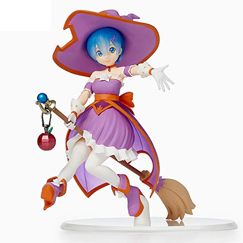 SEGA Re:Zero -Starting Life in Another World- SPM Figure Rem Cute Witch