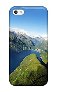 Hot Design Premium FVEPvEH3514QILEK Tpu Case Cover Iphone 5/5s Protection Case(fjord In New Zealand)