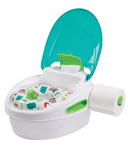 Summer Infant Products Step-By-Step Potty - Teal