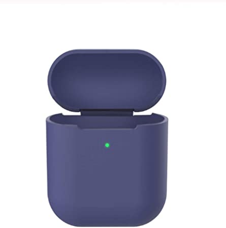 XC Apple Airpods 2 Funda De Silicona Cubierta De Auriculares Airpod Silm Auriculares Inalámbricos Bluetooth Airbag: Amazon.es: Hogar