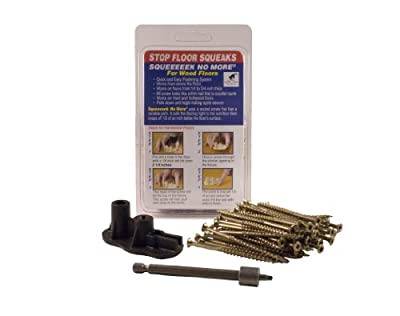 Squeeeek No More/O'Berry Counter Snap Kit (#3232) For Hardwood Floors