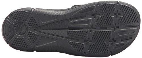 Ignite Slide Men's Under Overcast Black Gray Graphite V Armour Breaker UqEw7xF