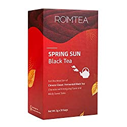 Image of the product Black Tea Bags Organic that is listed on the catalogue brand of Fondlove.