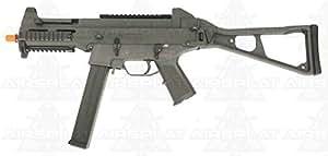 DE UMP M89 Laser Scope Airsoft Gun AEG