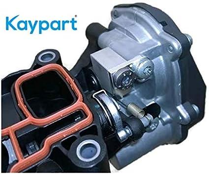 P2015 Fault Plastic Intake Manifold Swirl Flap Audi Skoda Seat Vw Fix Repair Auto
