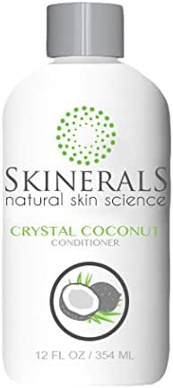 Skinerals Sulfate-Free Natural Coconut Hair Conditioner