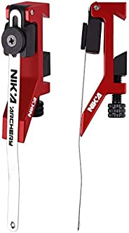 GPP Archery Arrow Clicker Magnetic Mounted on Bow Sight Adjustable for Recurve Bow Shooting,Red