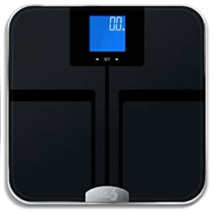 Incroyable EatSmart Products Precision Getfit Digital Body Fat Scale With Auto  Recognition Technology
