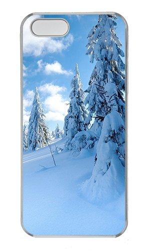 Amazon | iPhone5S ケース 雪に...