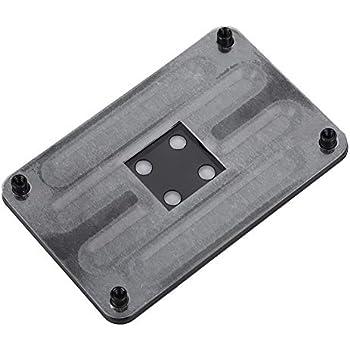 Tangxi CPU Heatsink Bracket Backplane Backplate Back Sheet Iron Plate Durable for AM4