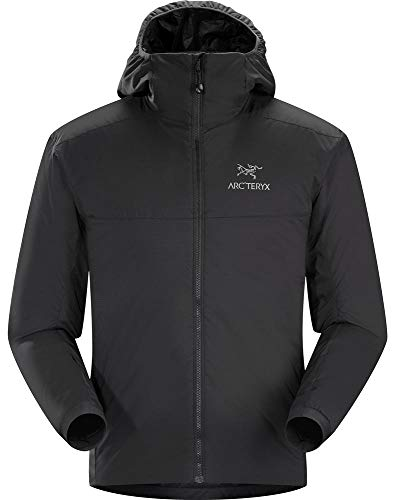 - Arc'teryx Men's Atom AR Hoody, Black XL
