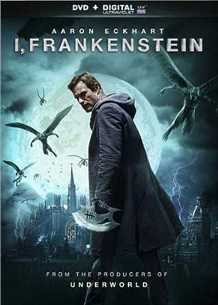 amazon com i, frankenstein [dvd digital] aaron eckhardt Dr. Frankenstein