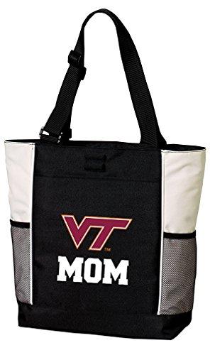 (Broad Bay Virginia Tech Mom Tote Bags Virginia Tech Mom Totes Beach Pool Or Travel)