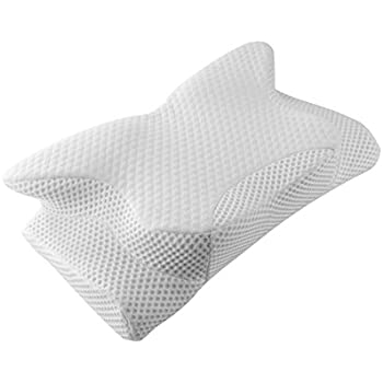 Amazoncom Coisum Ergonomic Cervical Contour Pillow for Neck