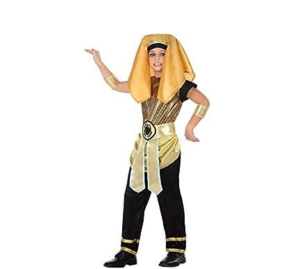 Atosa-56830 Disfraz Egipcio, Color Dorado, 5 a 6 años (56830 ...