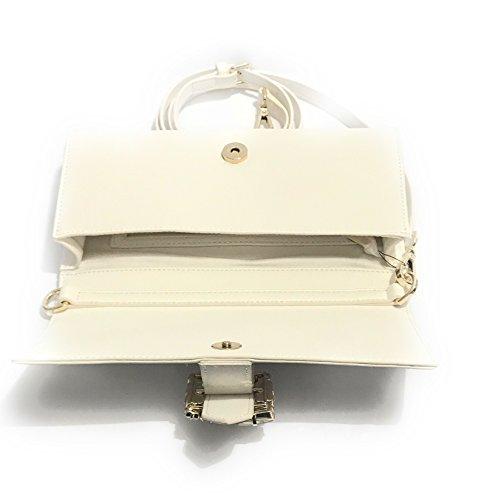 Petit Blanc pour SCERVINO Pochette ERMANNO Bianco femme nq1TYCpw