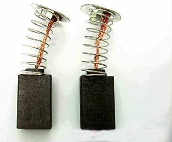 Escobillas de carbón para sierra circular de mesa e ingletadora ...