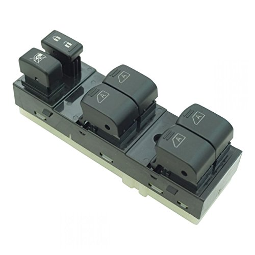Front Master Power Window Switch LH Driver Side for Infiniti G35 G37 Q40 (Windows Module)
