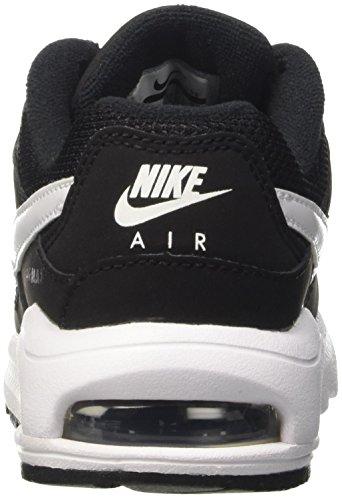 Nike Jungen Air Max Command Flex (PS) Gymnastikschuhe Schwarz (Blackwhitewhite 011)