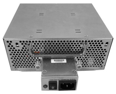 Cisco PWR-3845-AC= Power supply - hot-plug ( plug-in module ) - for Cisco 3845, 3845 V3PN, ()