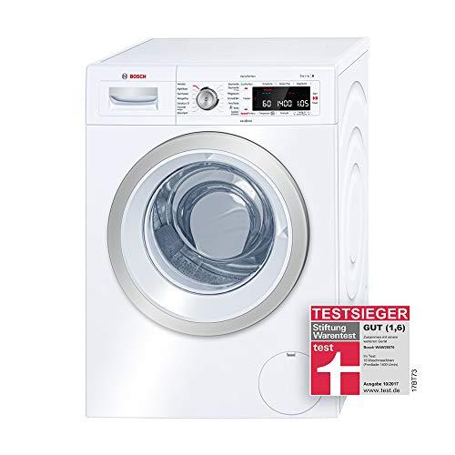 Bosch WAW28570 Serie 8 Waschmaschine FL A 196 KWh Jahr 1360 UpM Kg ActiveWater Plus Weiss Amazonde Elektro Grossgerate