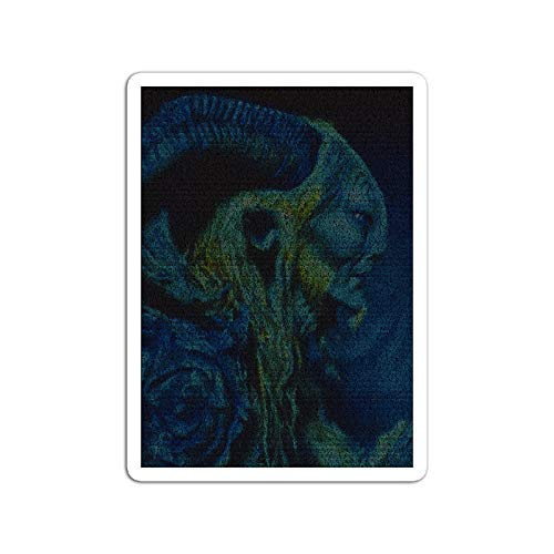 BreathNenStore Sticker Television Show Pan's Labyrinth A Typographic of Pan's Labyr Tv Shows Series (3