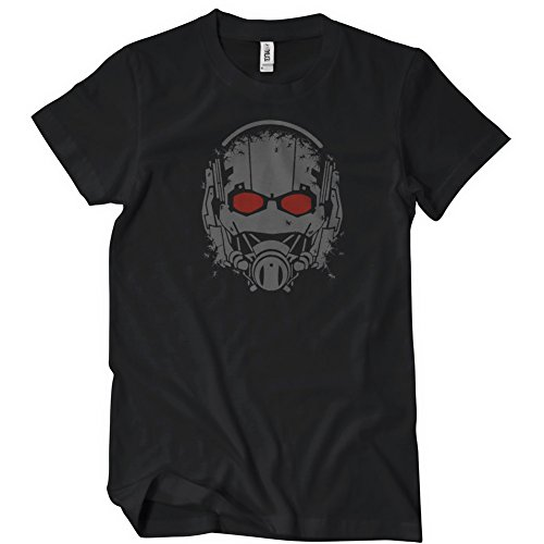Ant Mask T-Shirt Funny Adult Womens Cotton Tee Sizes S-2XL
