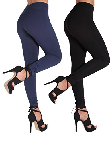 Jersey Ankle Leggings - 7