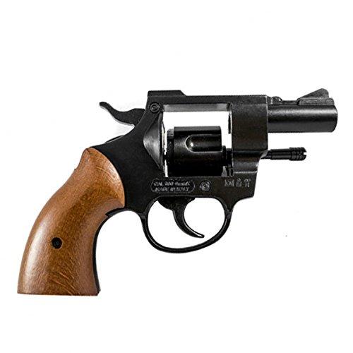 BRUNI leere pistole REVOLVER Olympic L 6 mm 0.00 JOULE keine Lizenz