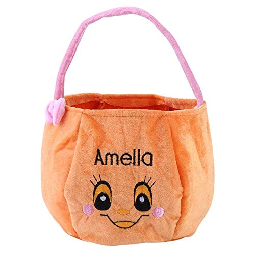 Gift Bags & Wrapping Supplies - Halloween Candy Bag Gift Bags Pumpkin Trick Or Treat Sugar Holder Pouch Sacks Kindergarten - Pouch Bag Snack Wed Wedding Pocket Gift Supplies Fabric -