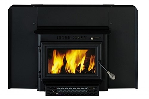 Summers Heat 50-SNC13I Wood Fireplace Insert 1,500 Square